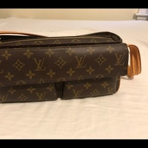Handbags - Authentic Louis Vuitton Viva Cite MM